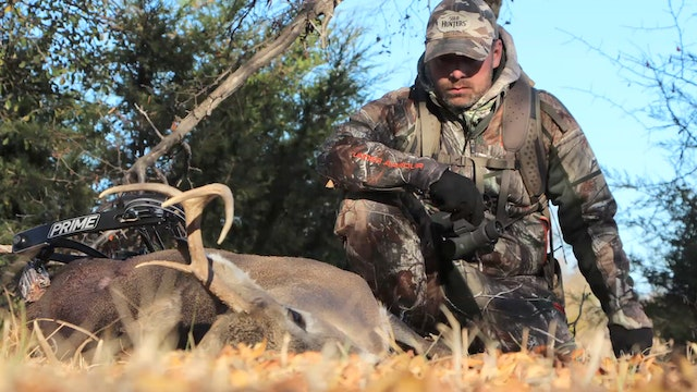 4.9 Oklahoma Whitetail part 1 with Ti...