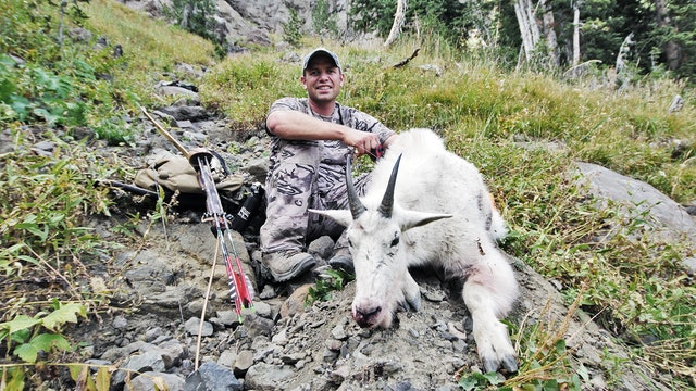 webEX Thunderhorn Mountain Goat with Boyd Burnett