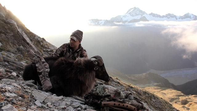 4.1 Free Range Tahr with Tim Burnett