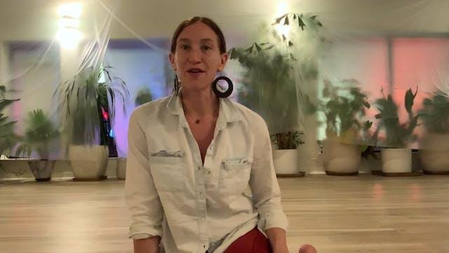 Live Beginners Sol Technique + Breakdown with Regan, 12.10.20 (45 minutes)