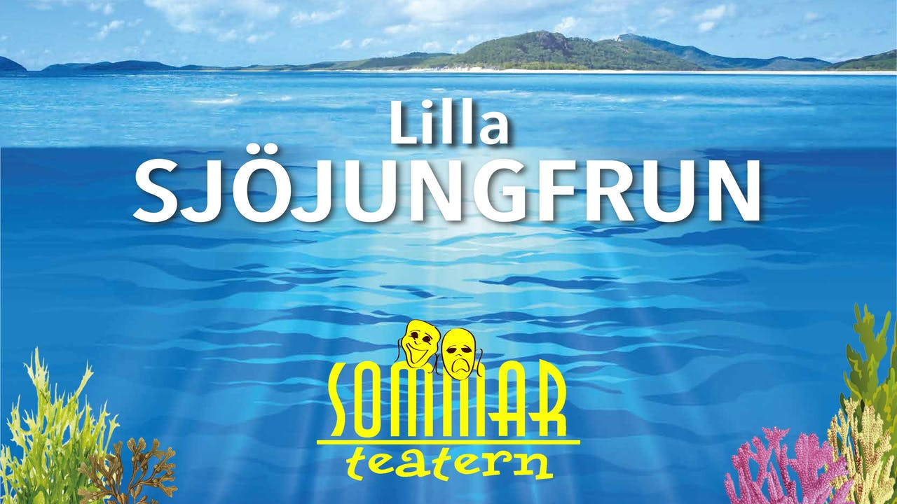 Lilla Sjöjungfrun - Filmen