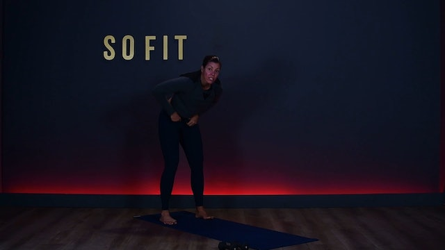 SATURDAY GET UP AND GO - Vinyasa Sculpt with Lesley Giovannelli - Week 1 Day 7