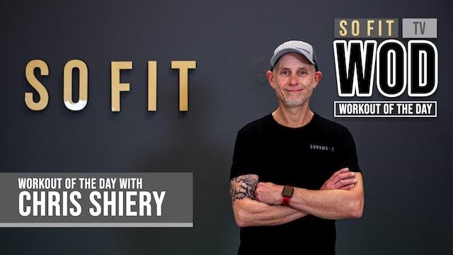 WOD S1 EP 11 | 45 MIN | Circuit 101 with Chris Shiery | SoFit TV