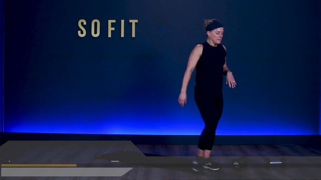 WOD S1 Ep 08 | 30 MIN | Core and Cardio 30 with Jen Palter | SoFit TV