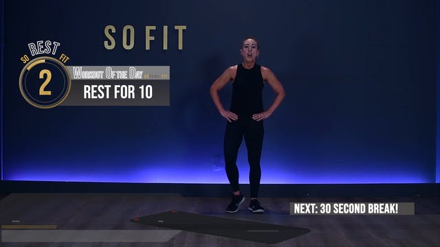 WOD S1 Ep 01 | 60 MIN | Ass and Abs w...