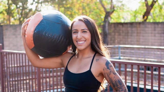 OUTDOOR BOOTCAMP w/ Jazmin | LIVE at ...