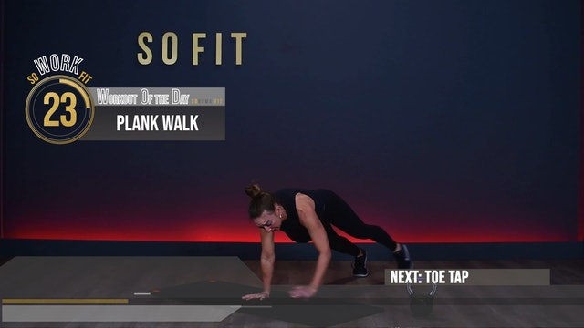 WOD S1 Ep 06 | 45 MIN | Cardio Conditioning with Jenny | SoFit TV