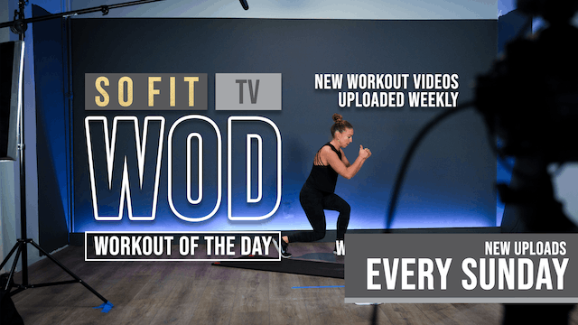 SoFit TV Workout Library