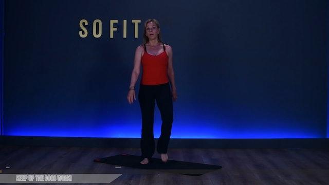 WOD S1 Ep 09 | 60 MIN | ELDOA with Debbie Abbell |  SoFit TV