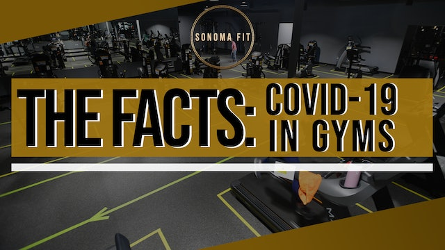 BREAKING NEWS: We Finally Get the Facts! | COVID-19 and Gyms, By the Facts
