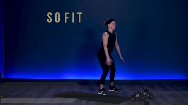 WOD S1 Ep 03 | 30 MIN | Circuit 30 with Jen Palter | SoFit TV