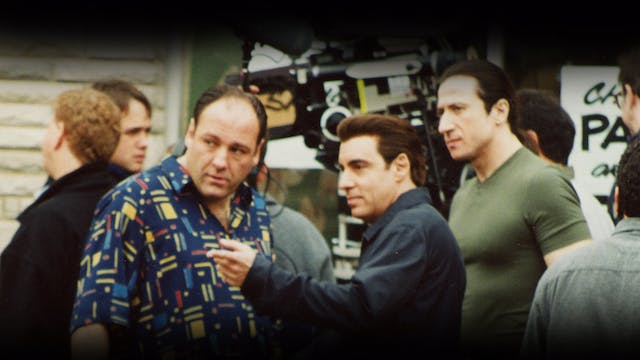 Sopranos Behind-The-Scenes Volume 1 of 2