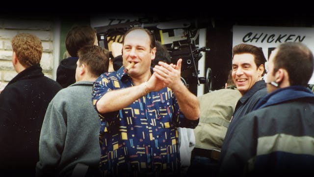 Sopranos Behind-The-Scenes 3 Video Bundle
