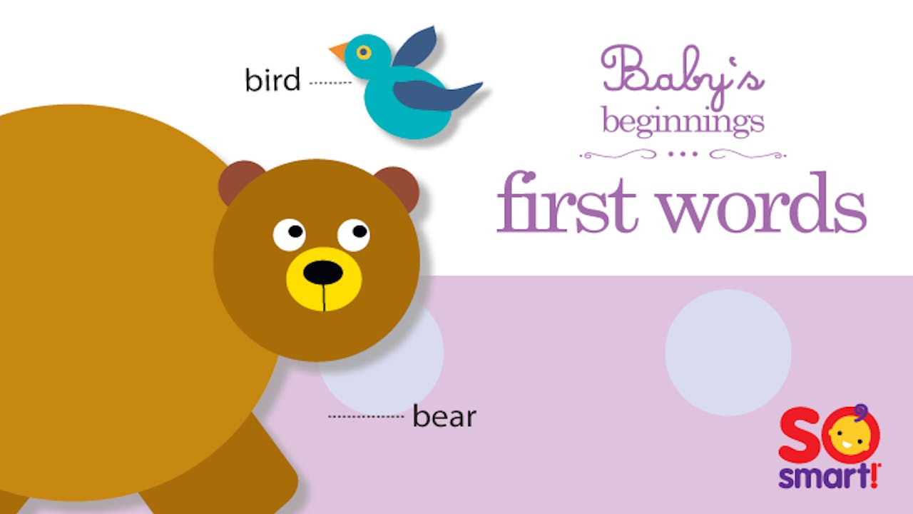 Baby's Beginnings: First Words