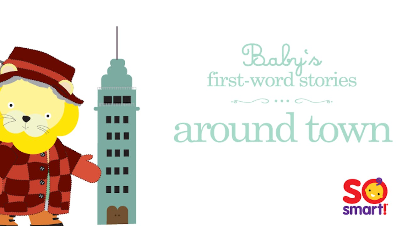 Baby's First Word Stories: Around Town