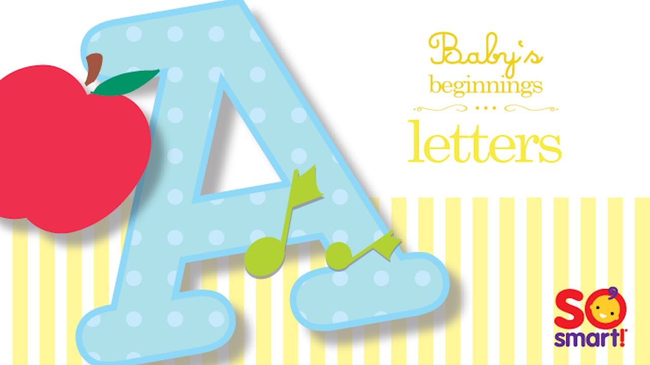 Baby's Beginnings: Letters