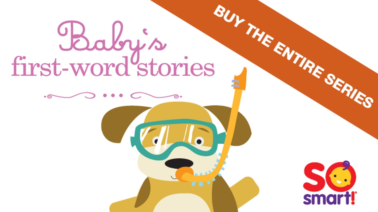 Baby's First Word Stories: Entire Collection