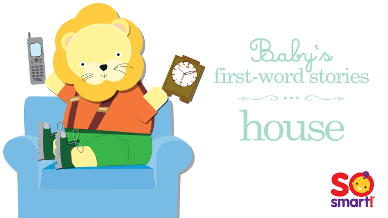 Baby's First Word Stories: House