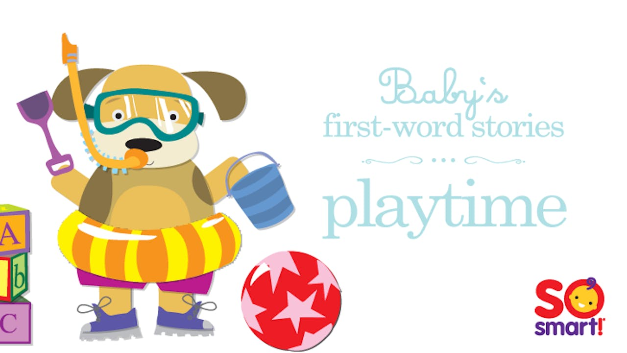 Baby's First Word Stories: Playtime