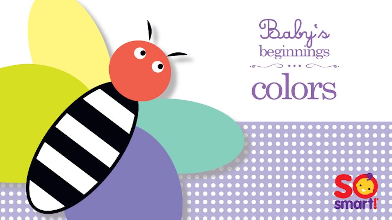 Baby's Beginnings: Colors