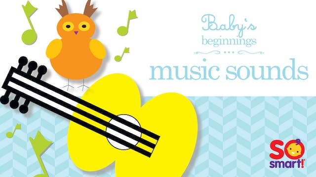 Baby's Beginnings: Music Sounds