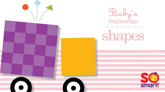 Baby's Beginnings: Shapes