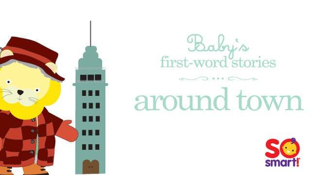 First Words - Around Town