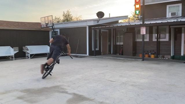 San Antonio BMX Haven: Flatlands Freestylers