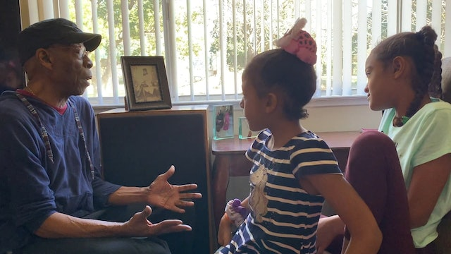 Black History Month: Interview with Papa, Part 1: MLK and the Black Power Salute