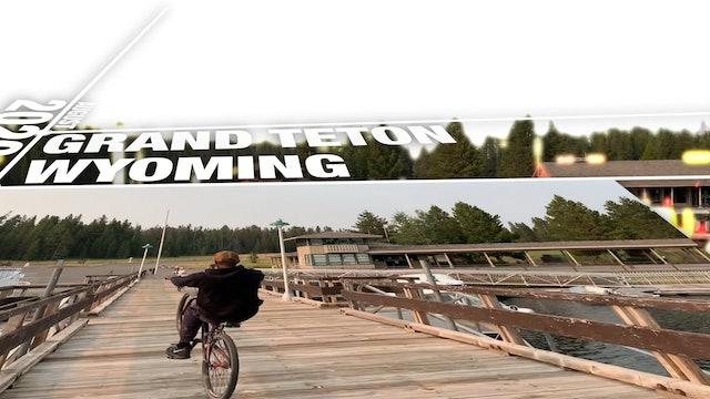 Bike Tour of Grand Teton & Yellowstone