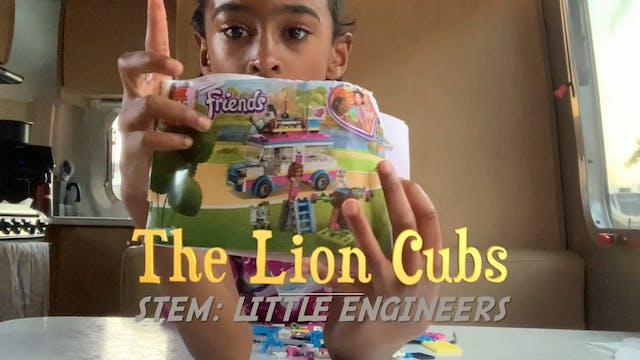 Gigi Builds the Lego Friends 41333 Ol...