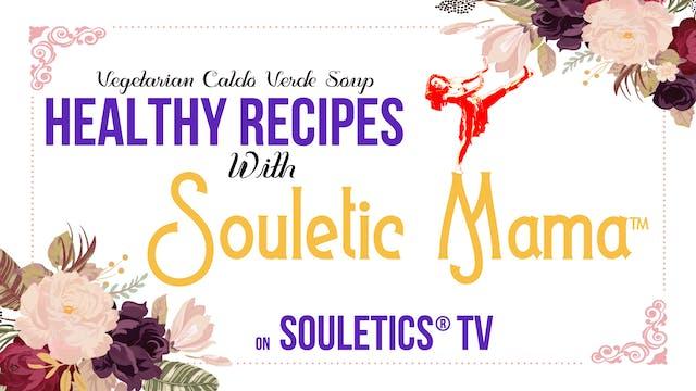 Souletic Mama: Vegetarian Caldo Verde...