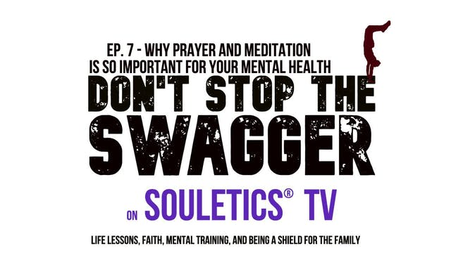 DSTS - Why Prayer and Meditation is E...