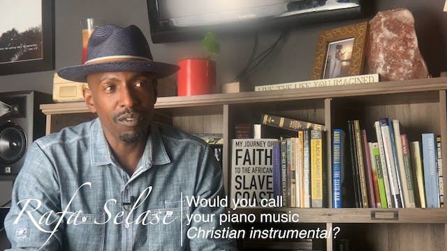 Rafa Selase on being a Christian Inst...