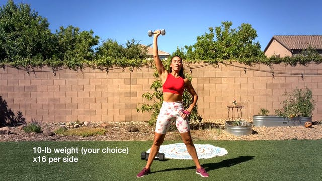 30-Minute Workout with Souletic Mama