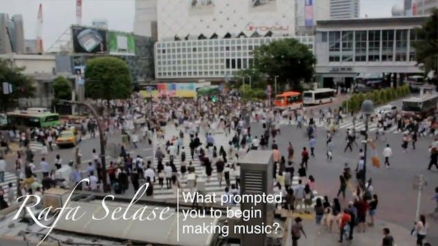 Rafa Selase on Finding Music
