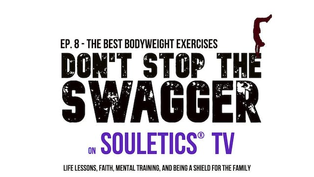DSTS - Bodyweight-Exercises - Ep. 8