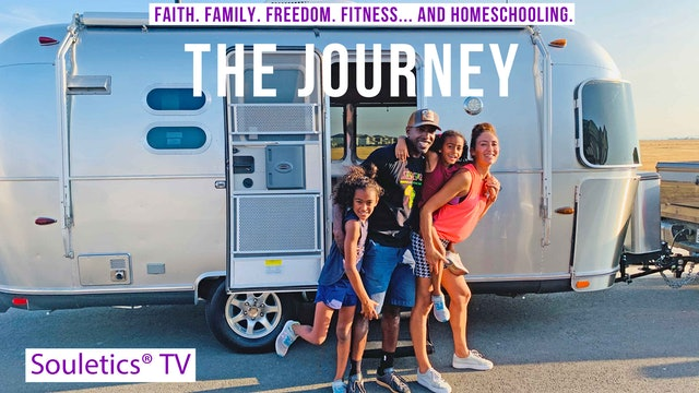 The Journey: Home is Where Your Heart Is (even if that's a 20' travel trailer)