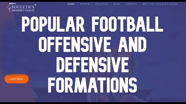 Football 101- Best Offensive and Defe...