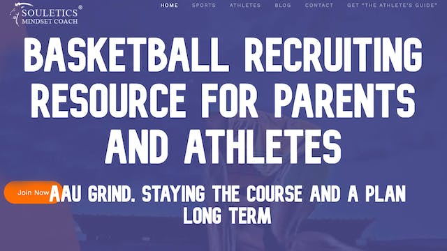 Basketball Recruiting Resource for AA...