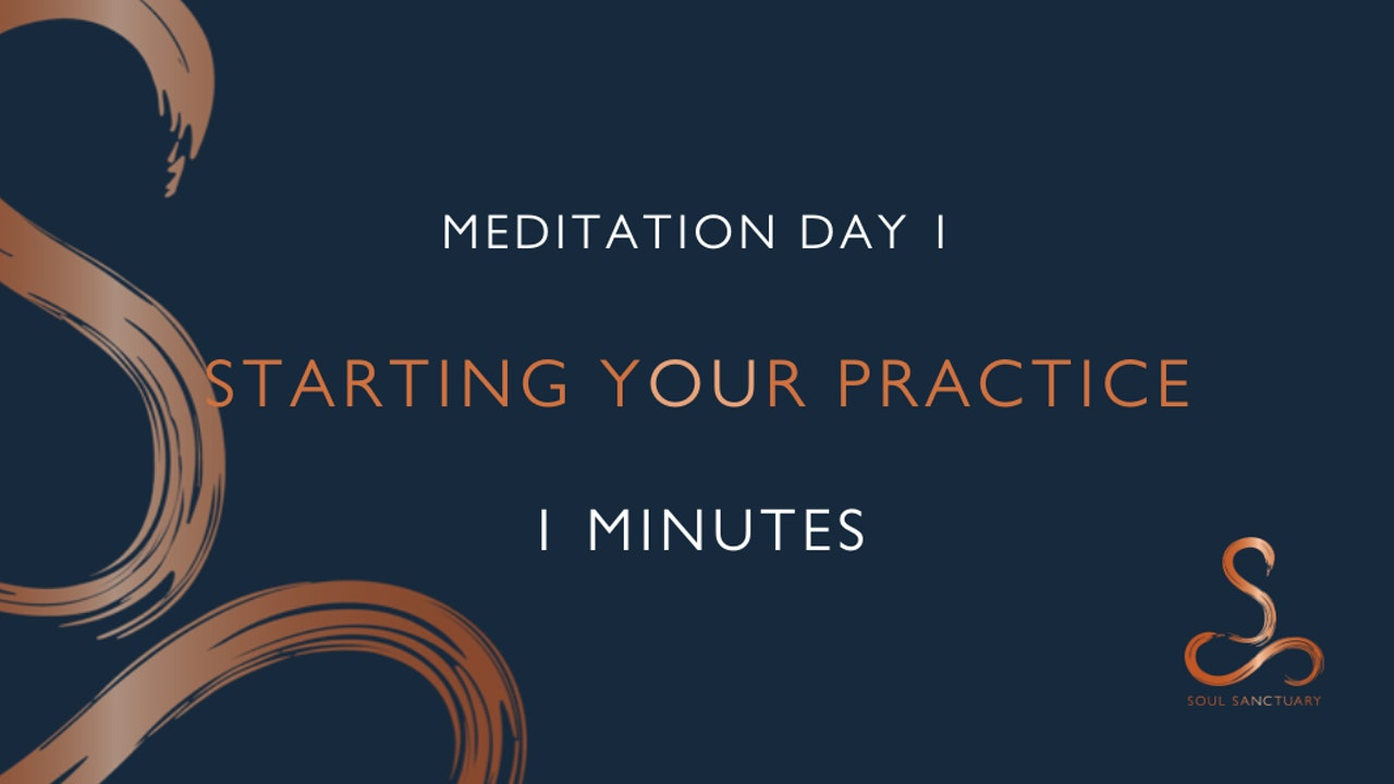30-Day Guided Meditations