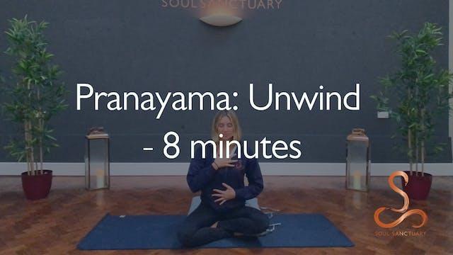 Pranayama: Unwind with Poppy Doorbar ...