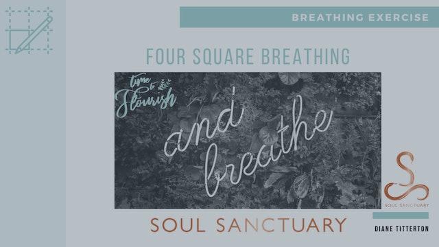 Lesson 2b - Worksheet: Four Square Breathing