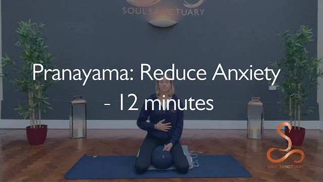 Pranayama: Reducing Anxiety with Popp...