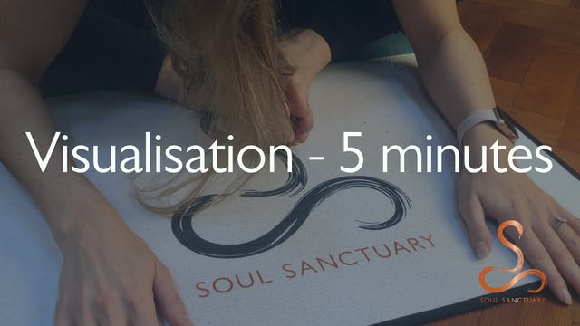 Visualisation Meditation with Laura Butcher - 5 minutes