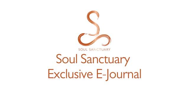 Soul Sanctuary 14 day Members Journal