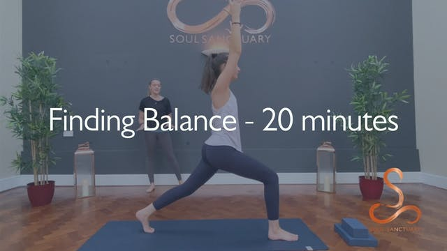 Finding Balance with Charly Sidaway -...