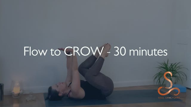 Flow to CROW with Sylvia Roberts - 30...