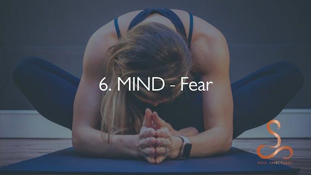 6. MIND - Fear