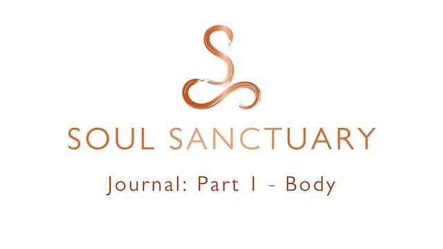 Journal Part 1: BODY